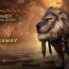 Repartimos 50 leones montura para Neverwinter: Tomb of Annihilation