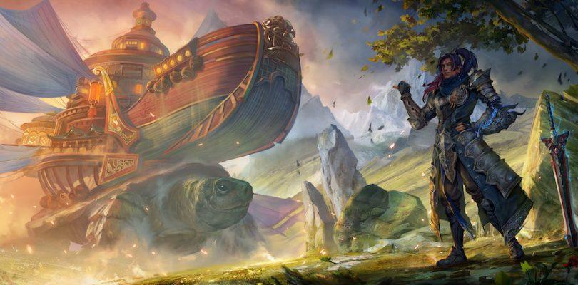 """Revelation Online se actualiza con la expansión """"Safe Haven"""""""