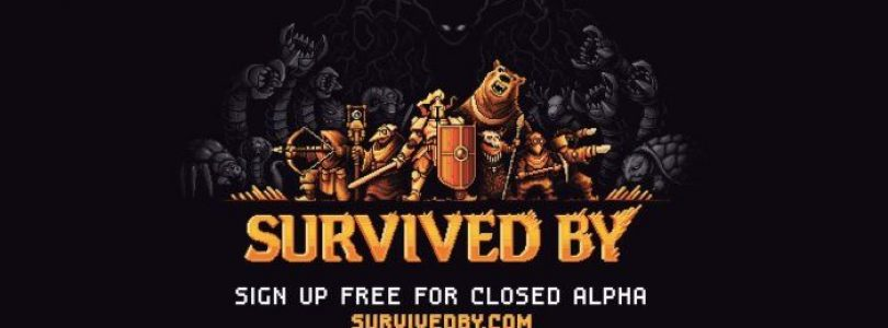 Survived By, un nuevo MMO gratuito retro, cooperativo y de supervivencia