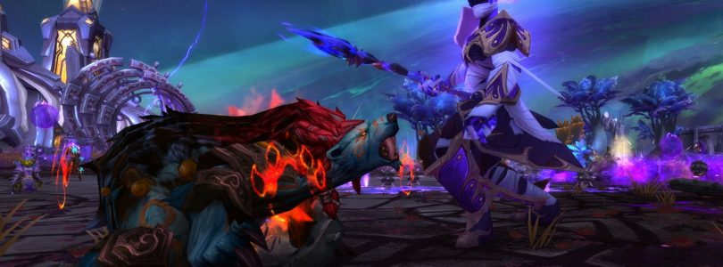 World of Warcraft 7.3 Sombras de Argus ya está disponible