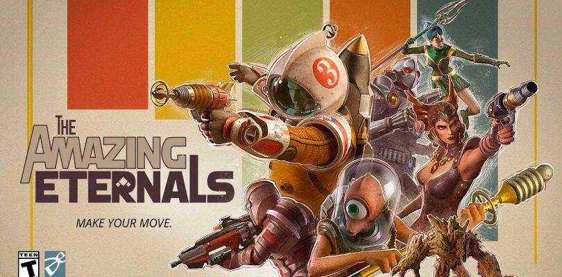 Primeros detalles sobre The Amazing Eternals, lo nuevo de los creadores de Warframe