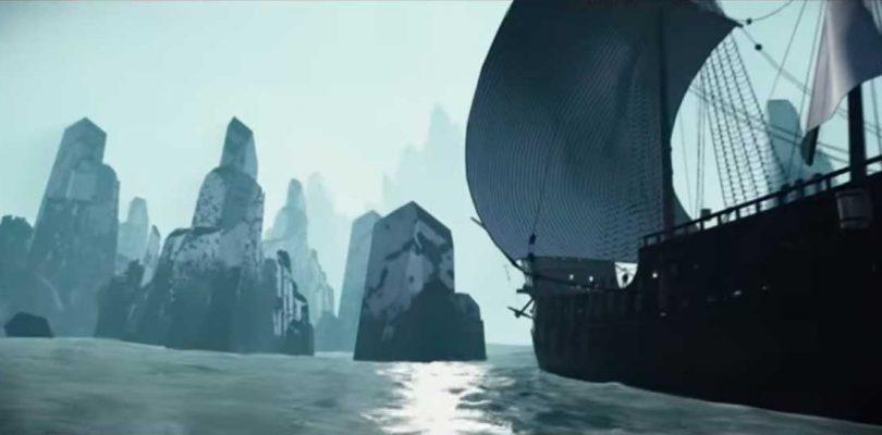 Un enorme monstruo ronda los mares de Black Desert Online