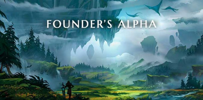 Empieza la alpha para fundadores de Dauntless