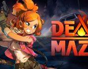 Sobrevive desde hoy al apocalipsis zombi de Dead Maze en Steam