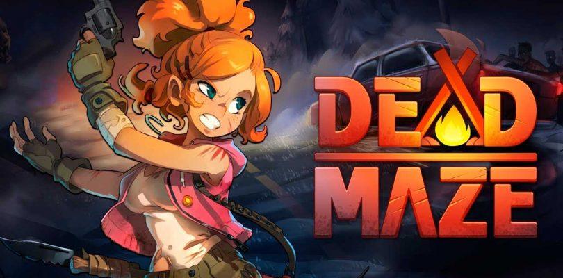 Ya puedes apuntarte a la beta del MMO de zombis Dead Maze