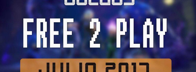 Lanzamientos Free-to-Play julio 2017