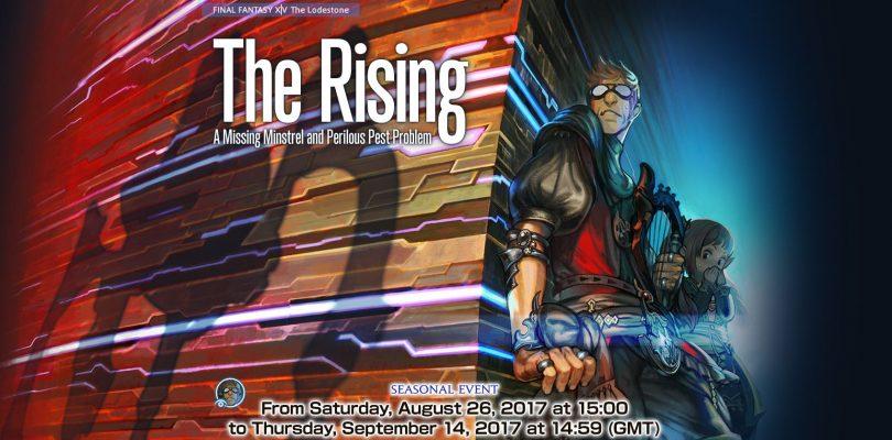 Detallados los eventos para el 4º aniversario de Final Fantasy XIV