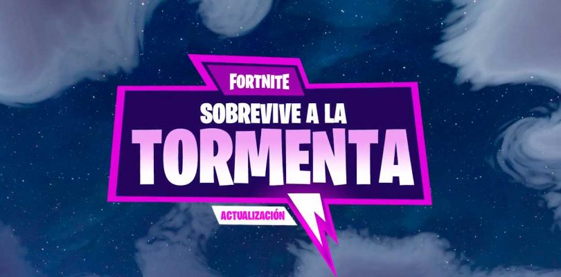 """Fortnite – Tráiler y detalles del nuevo modo """"sobrevive a la tormenta"""""""