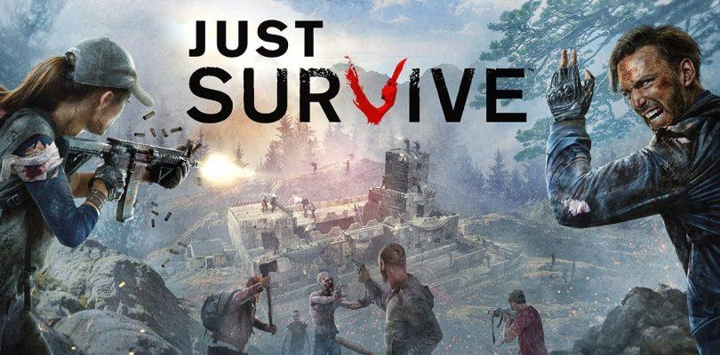 Daybreak echa el cierre a los servidores de Just Survive, su juego de supervivencia