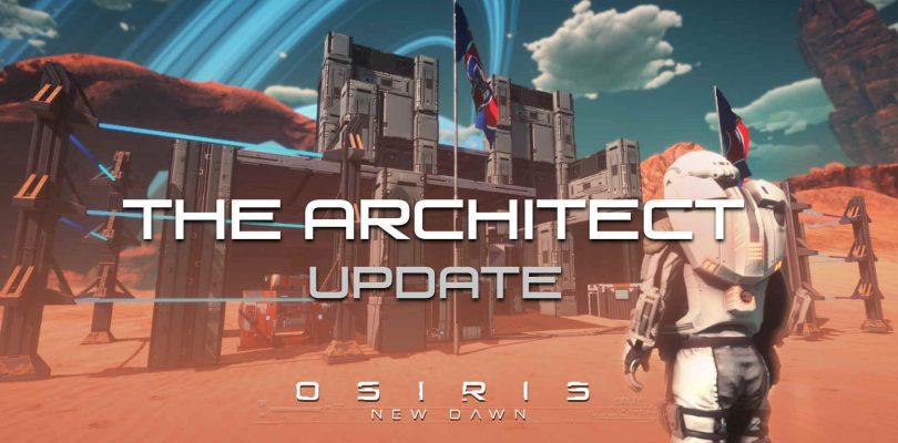 """Osiris: New Dawn añade la actualización """"The Architect"""""""