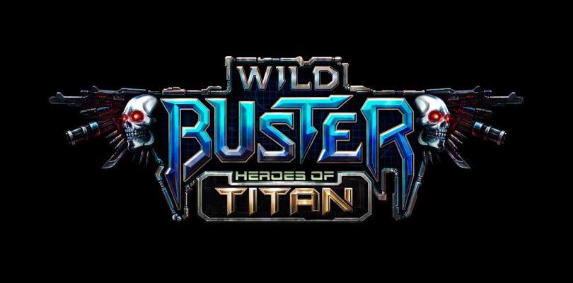 Wild Buster comienza su fase alpha