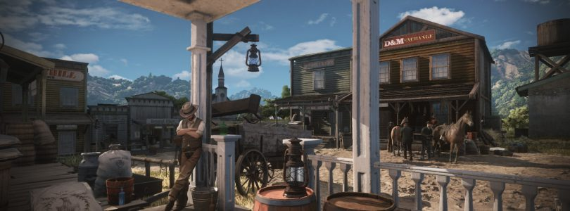Fecha para la alpha cerrada y requisitos de Wild West Online