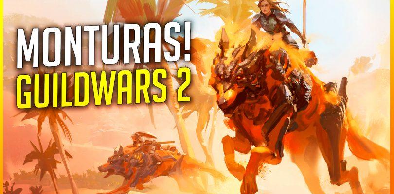 Primeros pasos en Guild Wars 2: Path of Fire