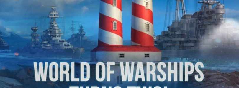 World of Warships cumple dos años