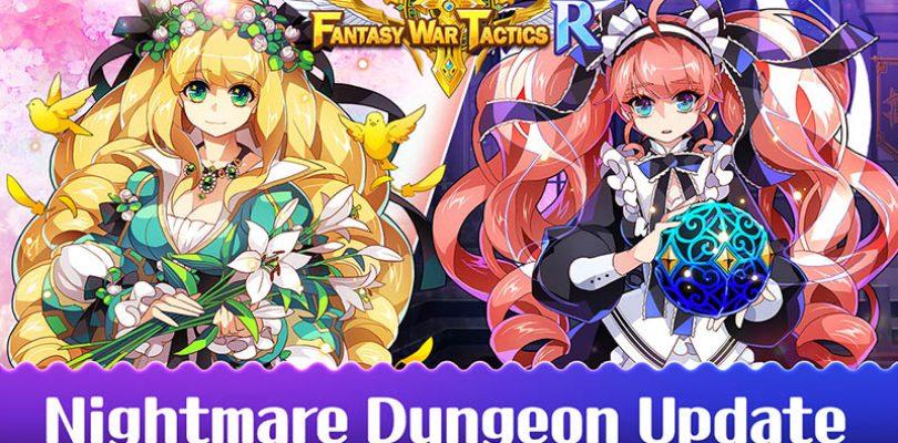 Fantasy War Tactics R se actualiza con las Nightmare Dungeons