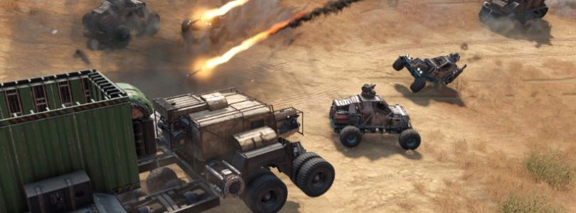 Crossout presenta su actualización Dawn's Children