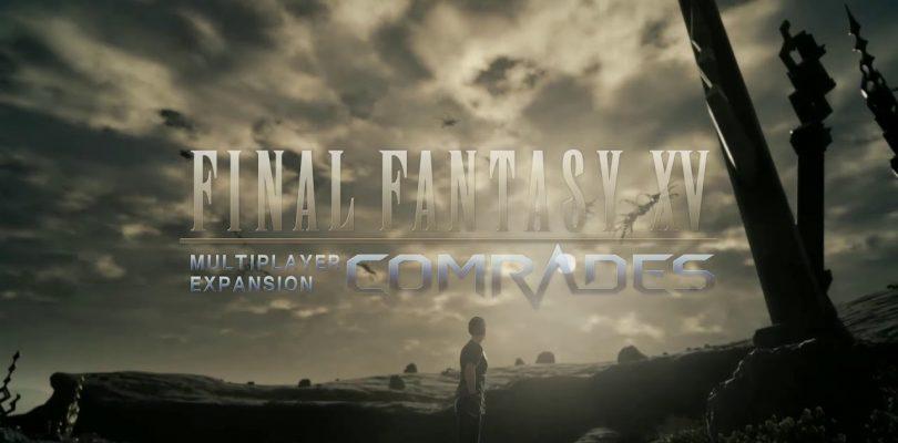 FINAL FANTASY XV añadirá el multijugador online a finales de octubre