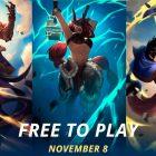 Battlerite ya está disponible gratis