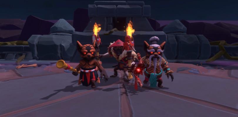 Blast Out, un nuevo juego de lucha online en arenas