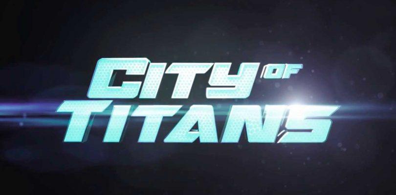City of Titans habla sobre la mejora a UE4 y la herramienta de construcción de mazmorras