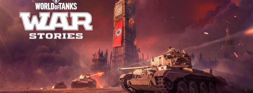 World of Tanks Console lanza la última campaña de War Stories