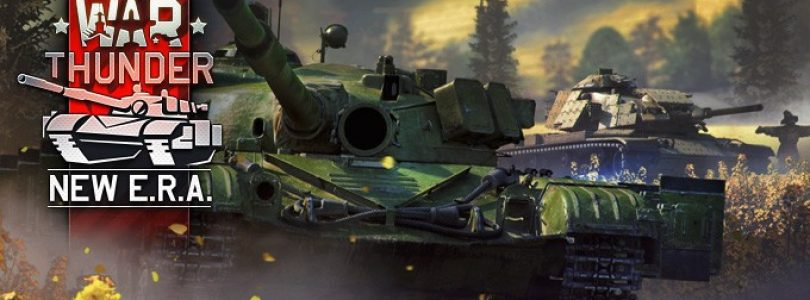 "War Thunder introduce una ""New E.R.A"""