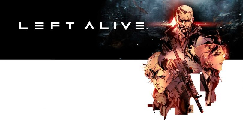 Left Alive es el nuevo shooter de supervivencia que nos trae Square Enix