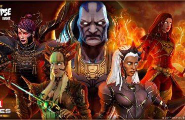 La lucha contra Apocalipsis llega a los jugadores de Marvel Heroes en consolas