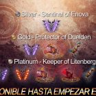 Webzen presenta los packs de fundadores para MU Legend