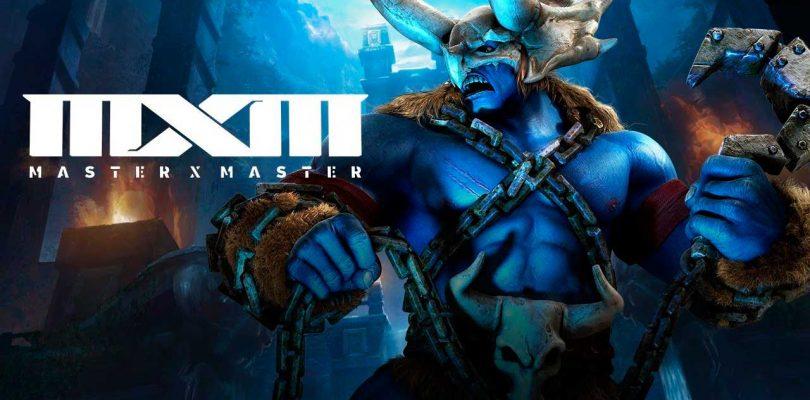Master X Master cerrará en enero