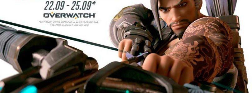 Overwatch vuelve a ofrecer un fin de semana de prueba gratuita.
