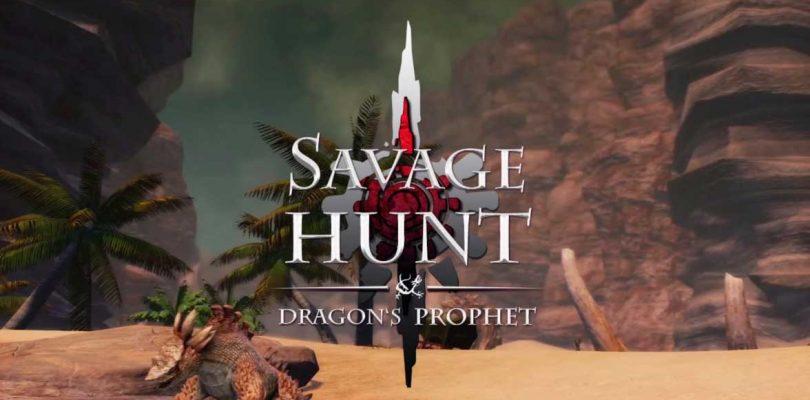 Dragon's Prophet busca reinventarse y se relanzara como Savage Hunt
