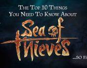 Rare nos cuenta las 10 cosas que debes saber sobre Sea of Thieves