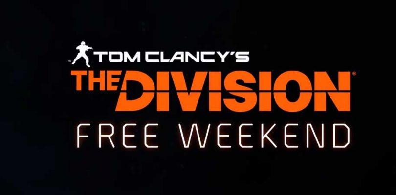 Fin de semana de prueba gratuita para The Division