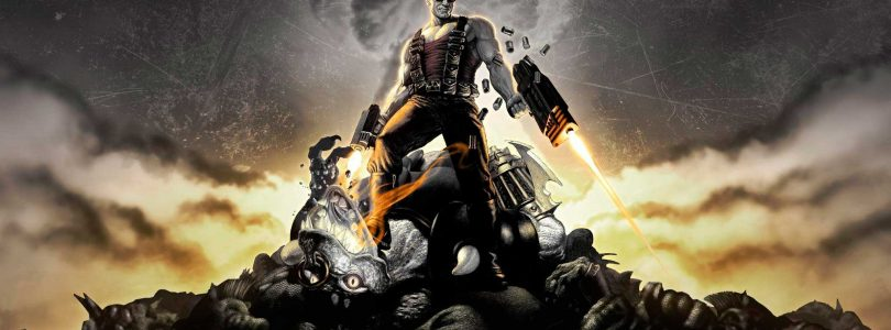 Wild Buster nos presenta a otro de sus héroes jugables, Duke Nukem