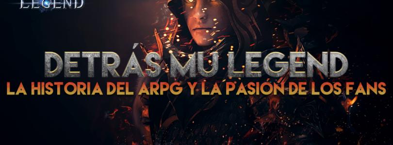 Los antecedentes de MU Legend: una historia sobre ARPG y seguidores apasionados