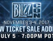Ya podéis ver el calendario de la BlizzCon 2017