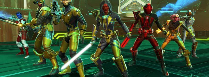 Star Wars: The Old Republic fusionará servidores con su próxima actualización