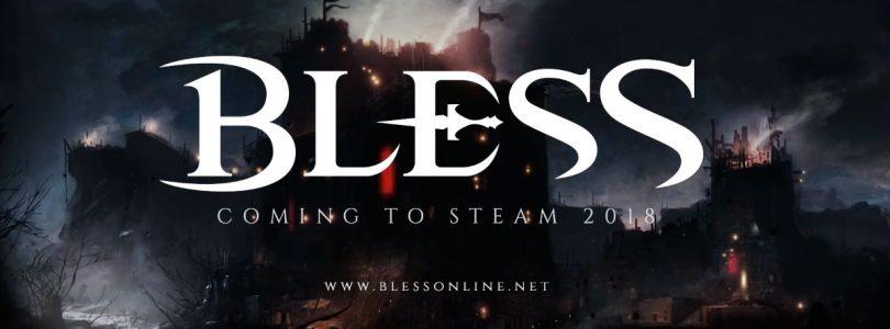 Bless Online llegará finalmente a Steam en 2018