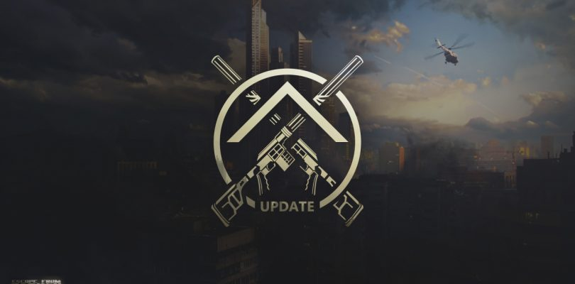 Escape from Tarkov actualiza el juego preparándose para su beta abierta