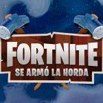 Se armo la Horda con el nuevo evento de Fortnite