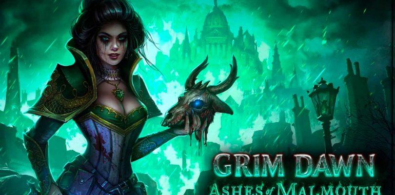 Grim Dawn lanza su nueva expansión Ashes of Malmouth