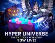 Hyper Universe celebra Halloween con acceso gratuito al juego