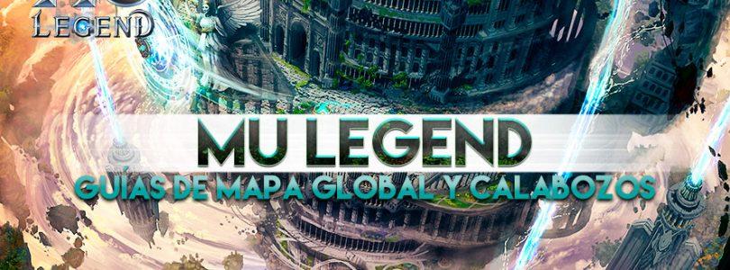 Webzen publica las guías de las zonas y mazmorras de MU Legend
