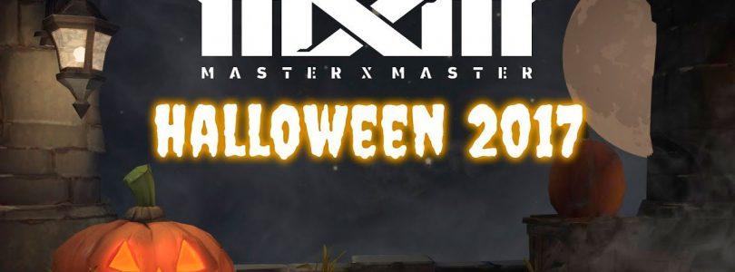 Nuevo modo de juego llega en el evento de Halloween de MXM