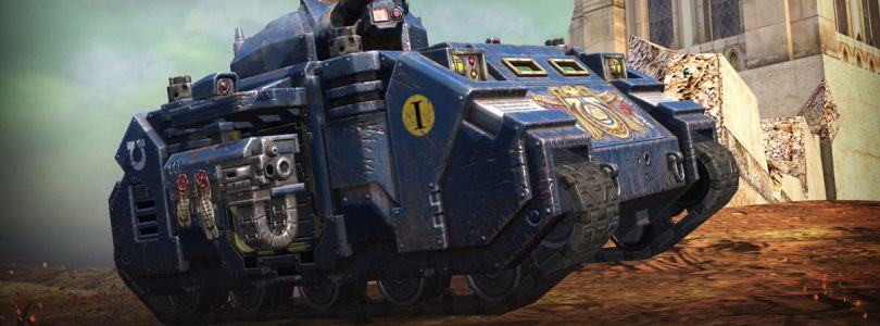 Los tanques de Warhammer 40K llegan a World of Tanks Blitz