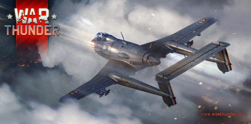 La semana que viene llega la aviación francesa a War Thunder
