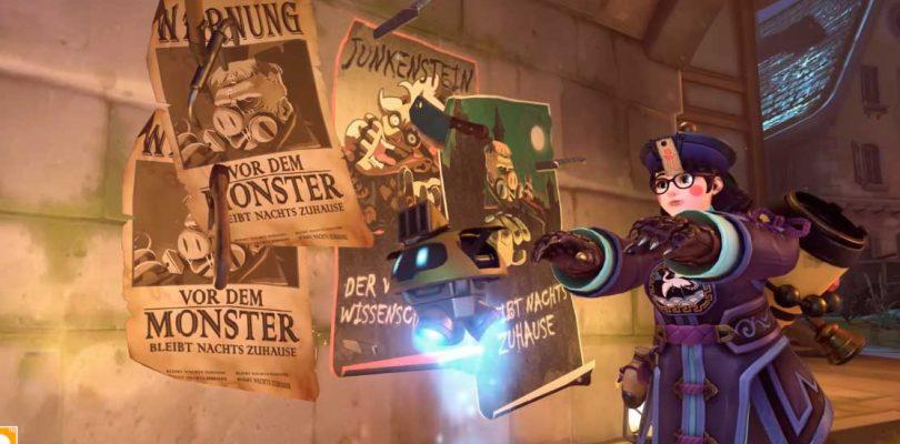 Regresa el Halloween Terrorífico de Overwatch con nuevo modo de hordas infinitas