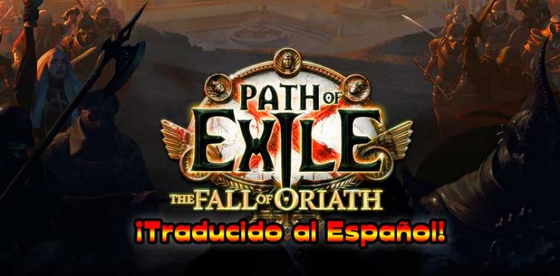 Path of Exile ya está disponible en Español para PC