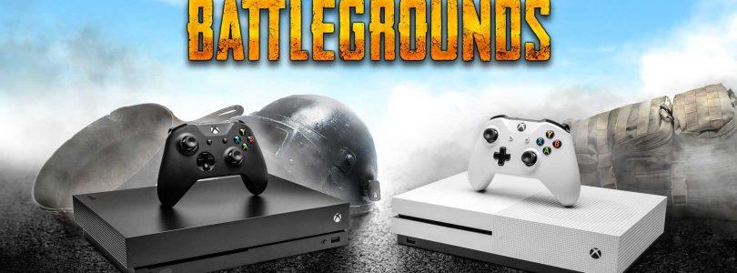 PlayerUnknown's Battlegrounds llega a Xbox One este diciembre